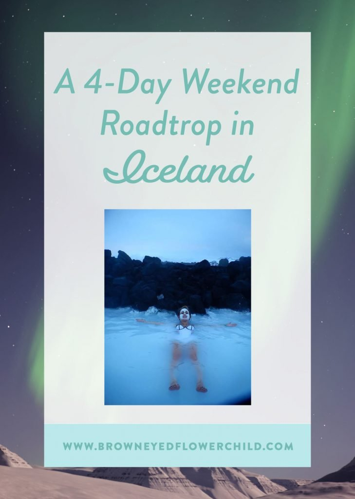 Four-day Iceland road trip
