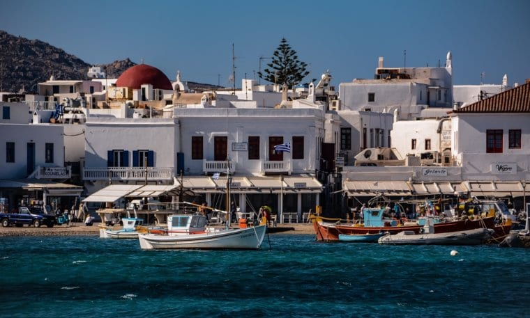 How to Party Like a Greek in Mykonos