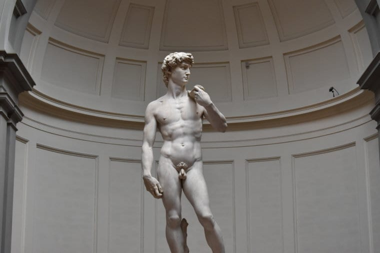Seeing the David with only one day in Florence
