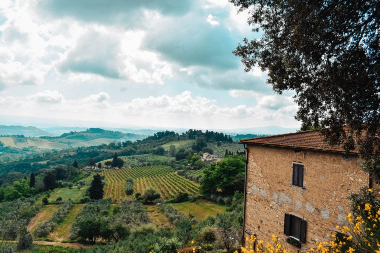 The Perfect Tuscany Day Trip