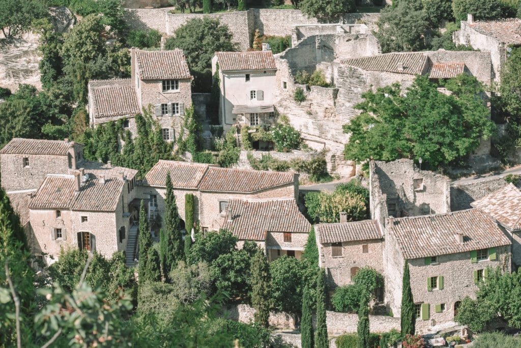 The picturesque town of Gordes, France in Provence