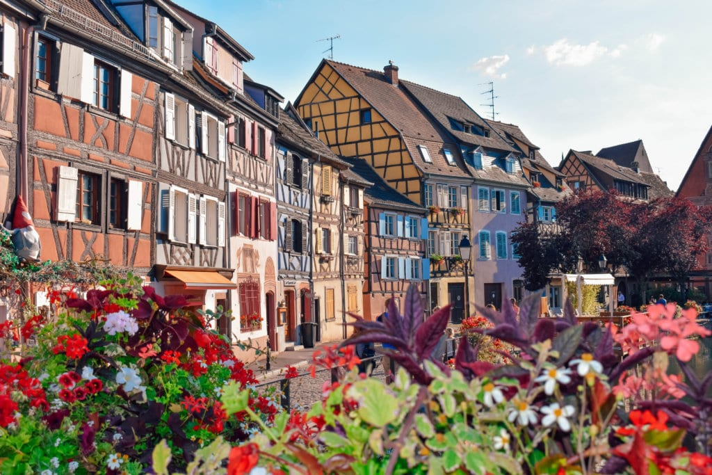 The fairytale village of Alsace, France