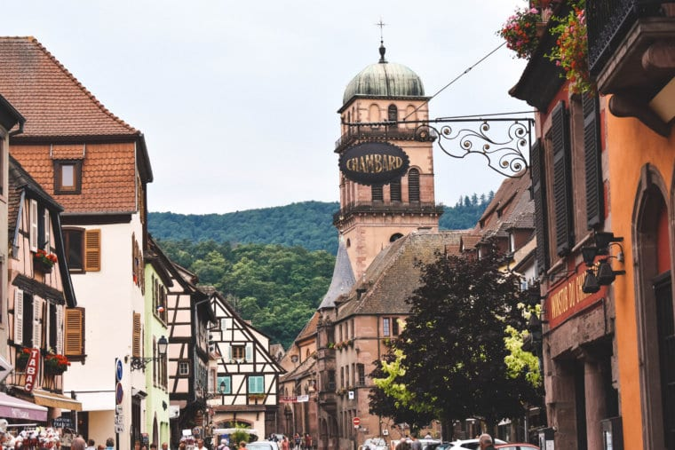 The Perfect Fairytale Getaway to Alsace, France (Colmar, Eguisheim and Kaysersberg)