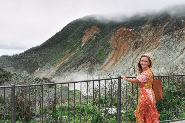 Two Days in Hakone, Japan (Mount Fuji, Lake Ashi, Mount Komagatake and Odawara)