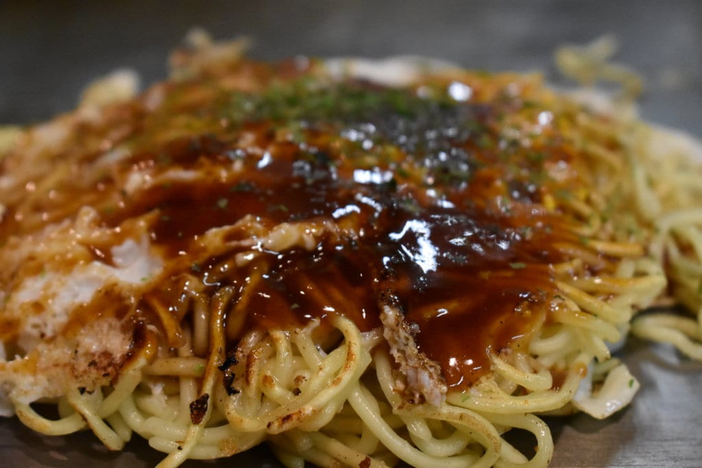 One of the best signature dishes around the world - okonomiyaki