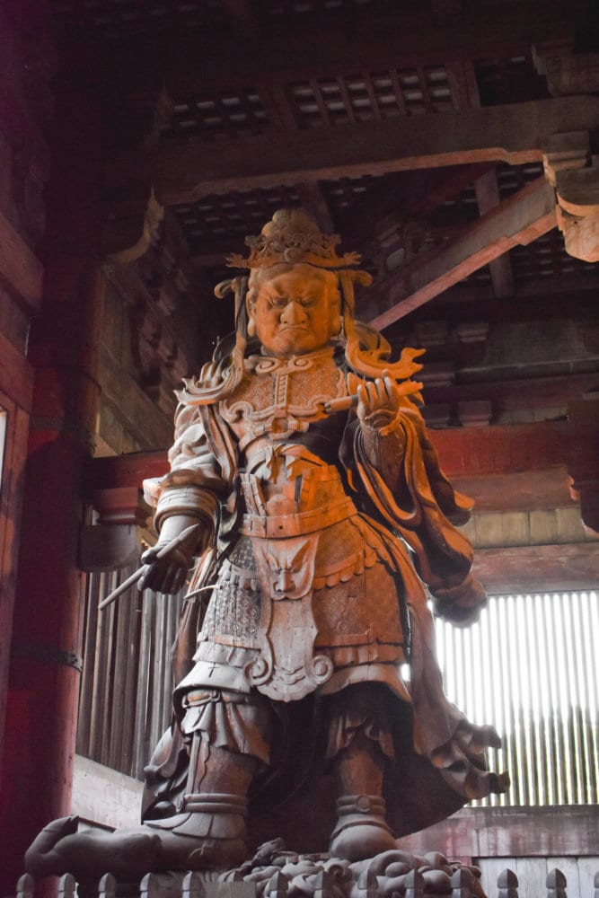 A Visitor's Guide to Nara, Japan