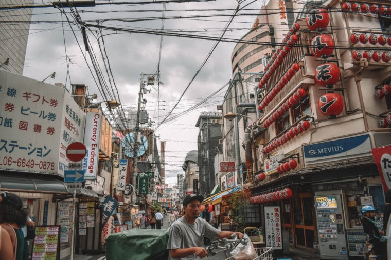 Top 10 Things to do in Osaka, Japan