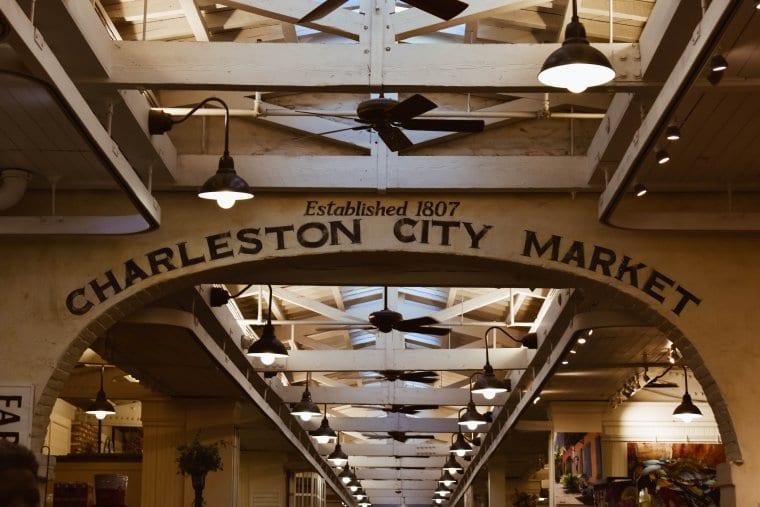 The Charleston City Market
