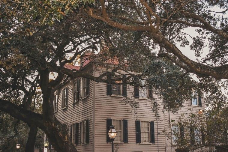 Historic buildings in Charleston, SC