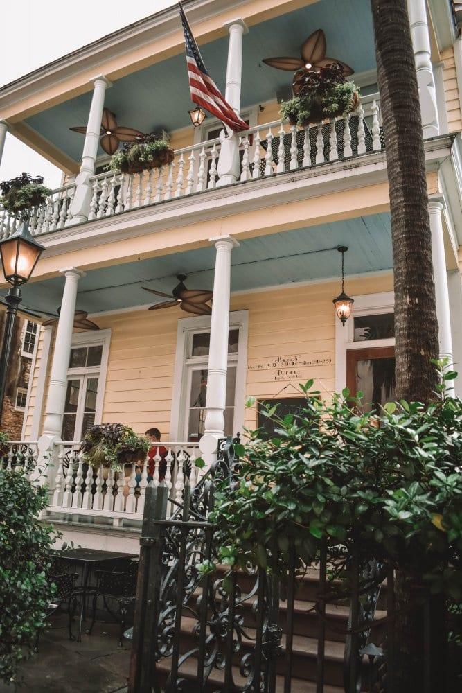 Poogan's Porch in Charleston
