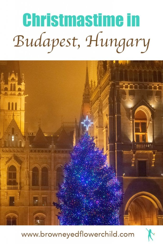 Christmastime in Budapest, Hungary