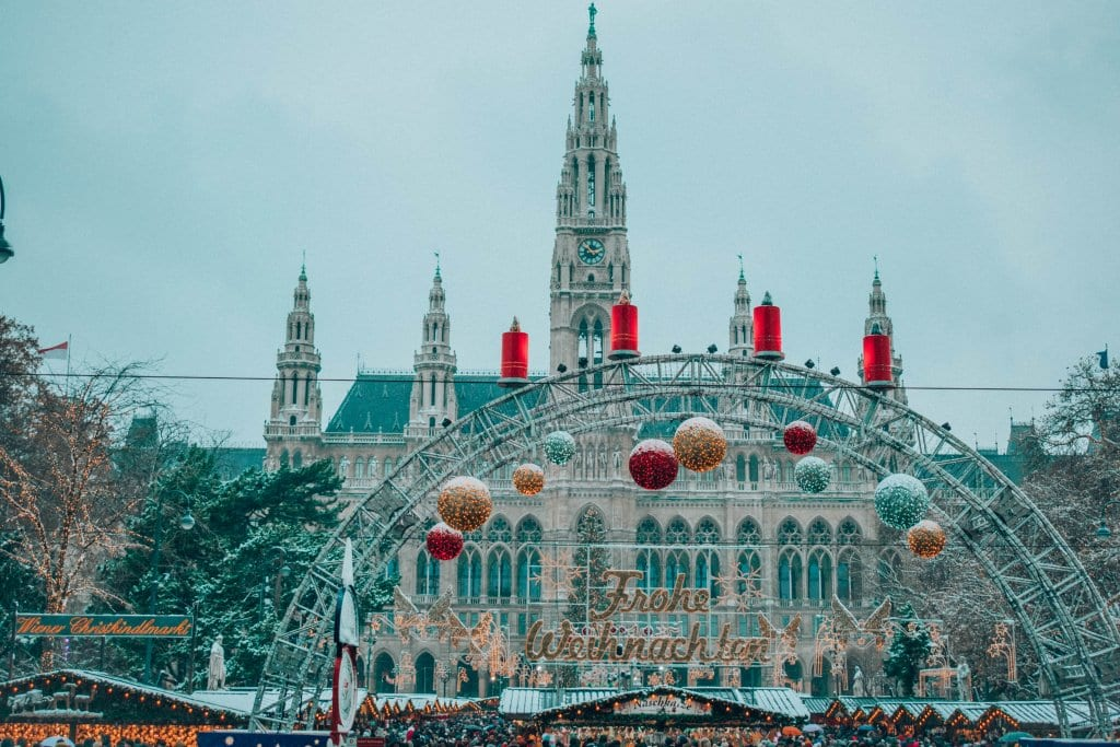 The Vienna Christmas Markets