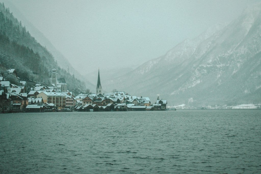 Christmastime in the Austrian Alps Salzburg and Hallstatt