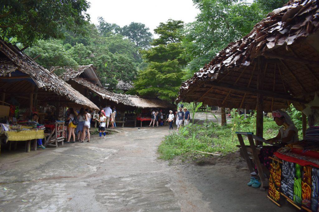 A local village in Northern Thailand