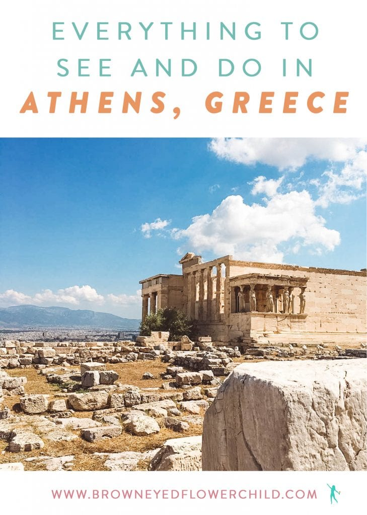 Everything to see and do in Athens, Greece