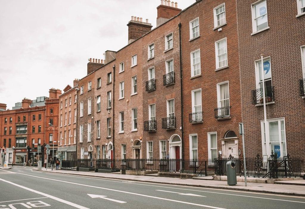 Beautiful Irish homes in Dublin