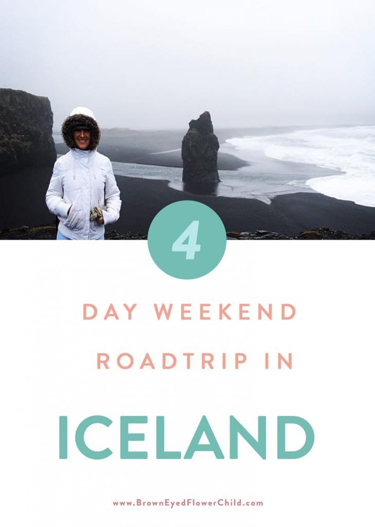 A Four-Day Weekend Road Trip in Iceland