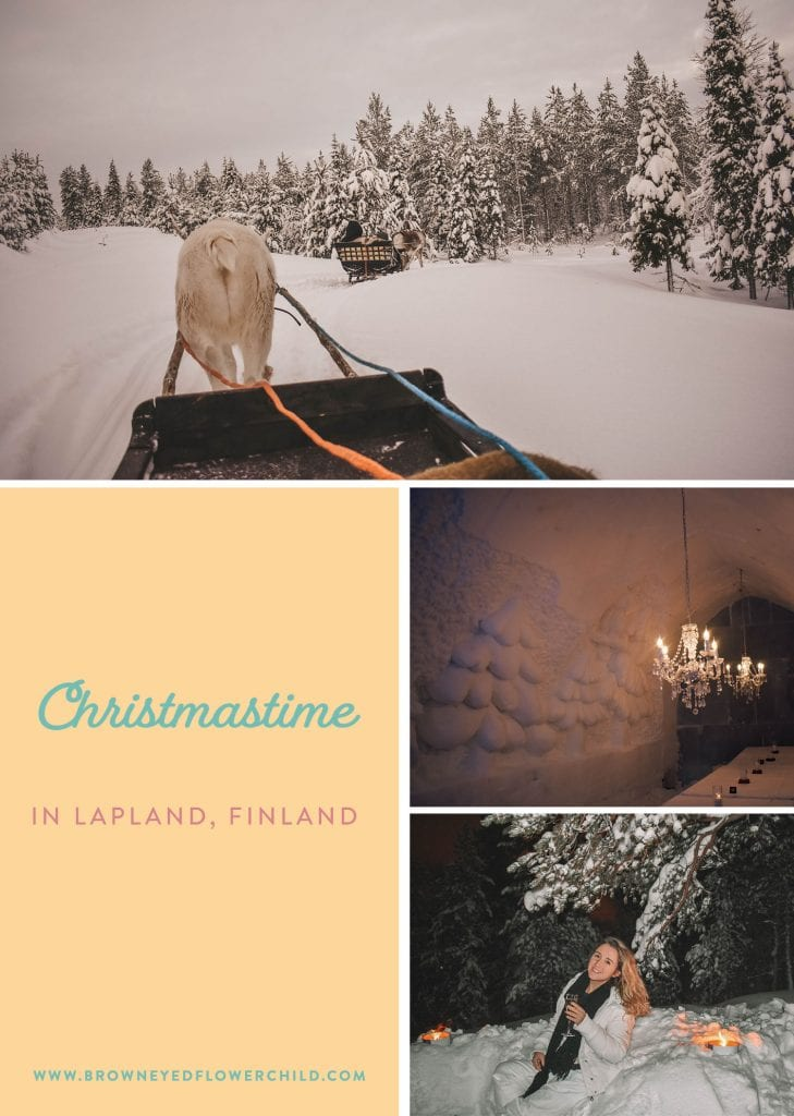 Christmastime in Lapland, Finland