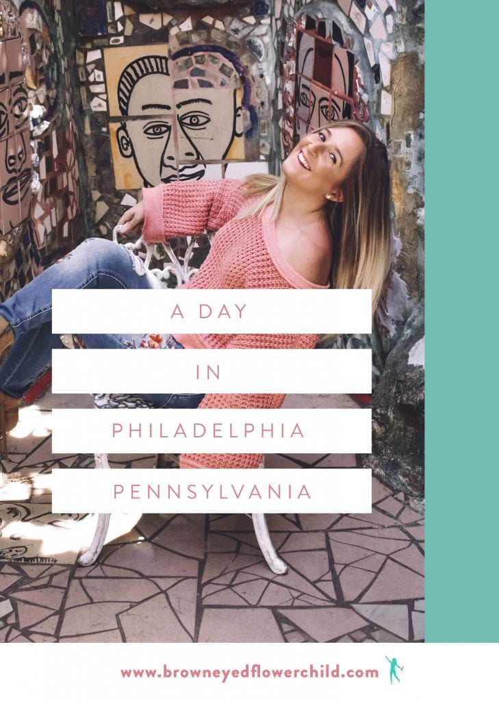 A Day in Philadelphia, Pennsylvania