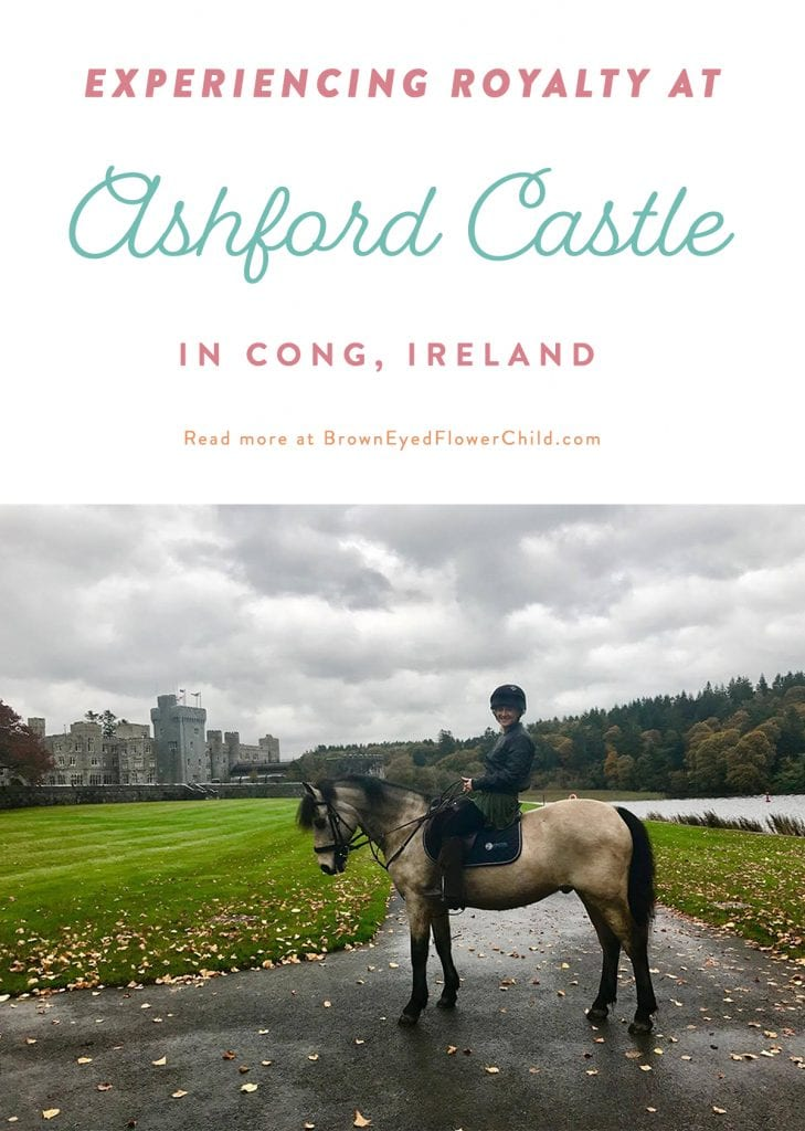 Experience Royalty at Ashford Castle in Cong, Ireland
