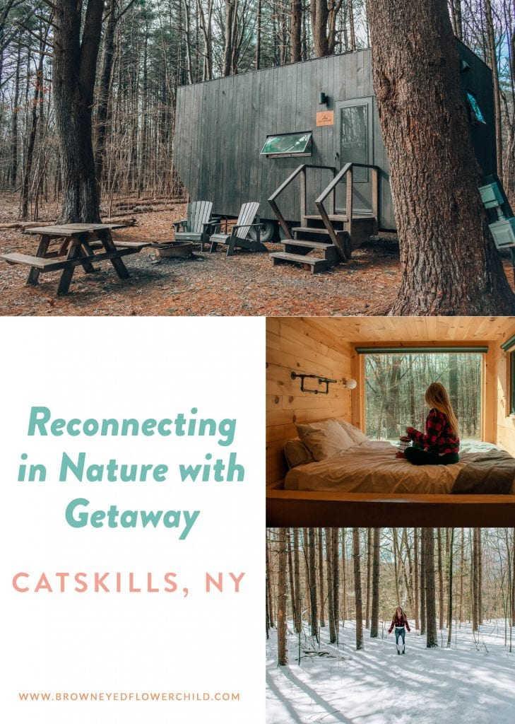 Reconnecting in the New York Catskills with Getaway