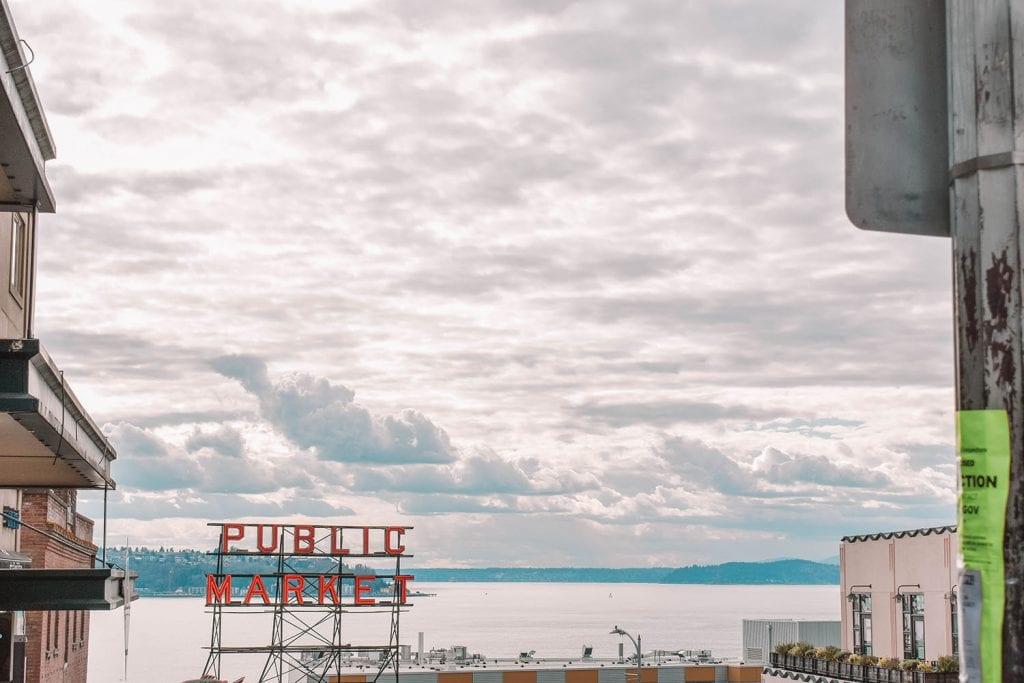 Four Days in Seattle, Washington