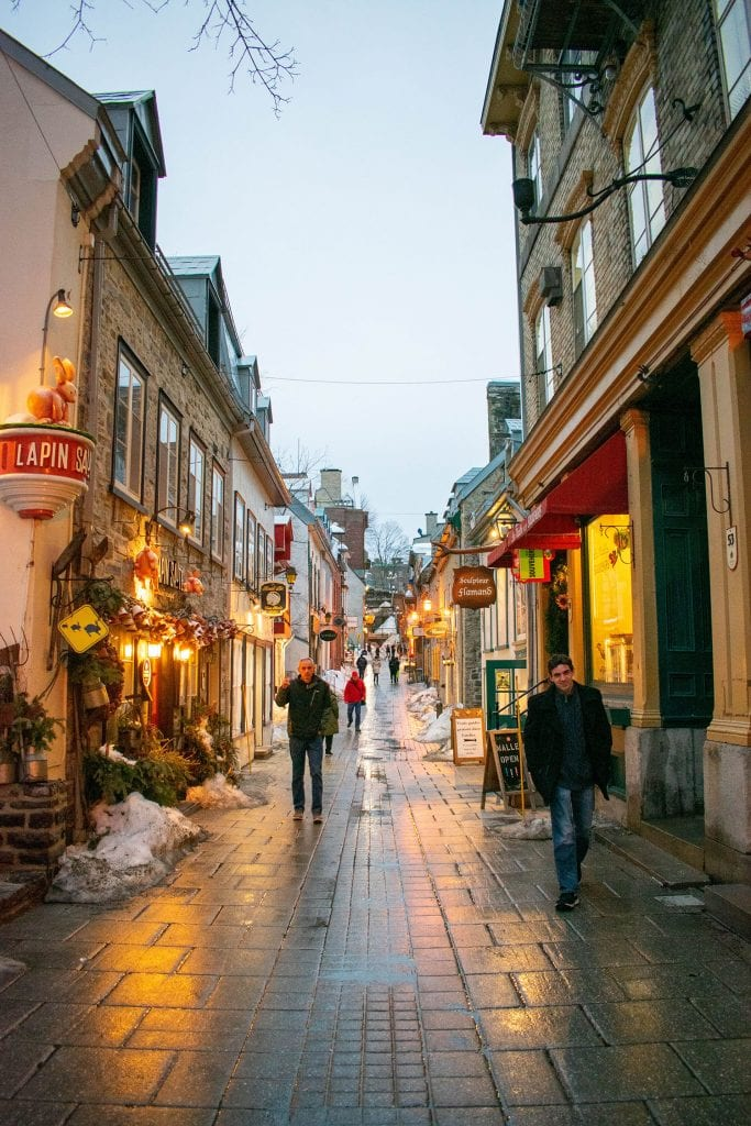 Top 10 Things to do During a Weekend Getaway to Québec City, Canada