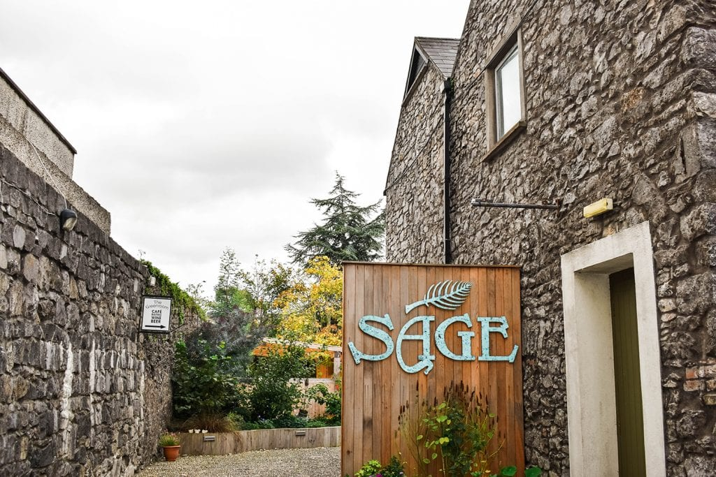 Sage Restaurant in Midleton, Ireland