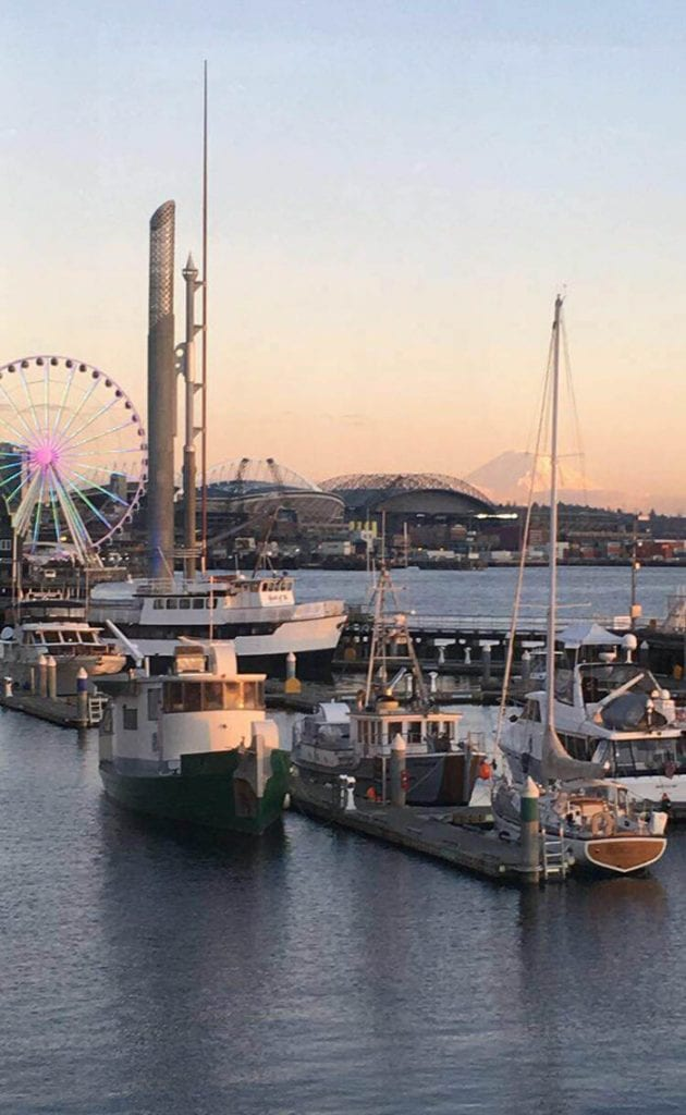Four Days in Seattle, Washington