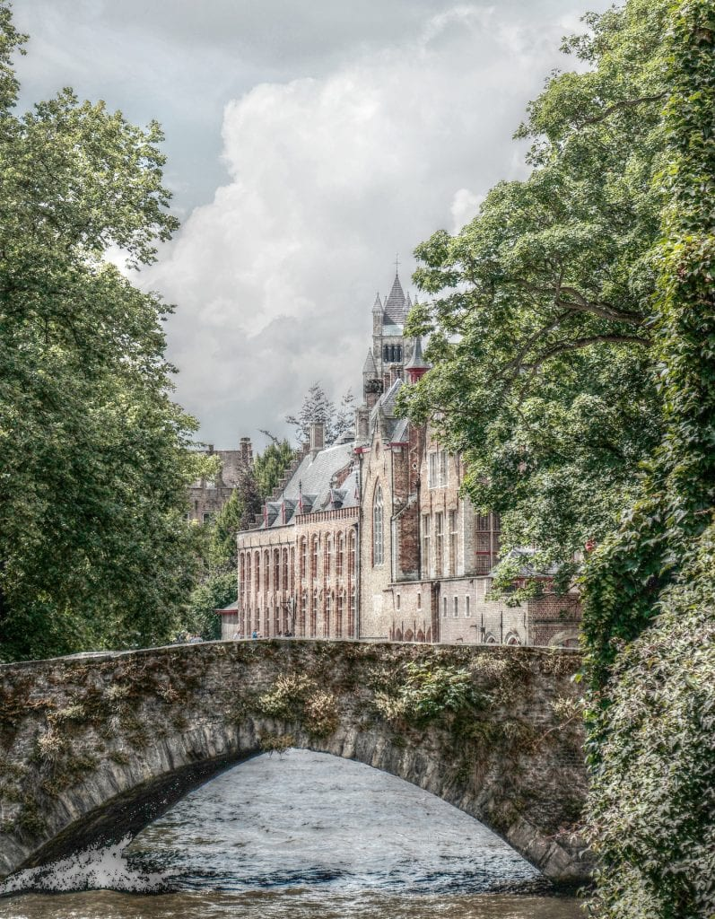 The gorgeous city of Bruges, Belgium in a day trip