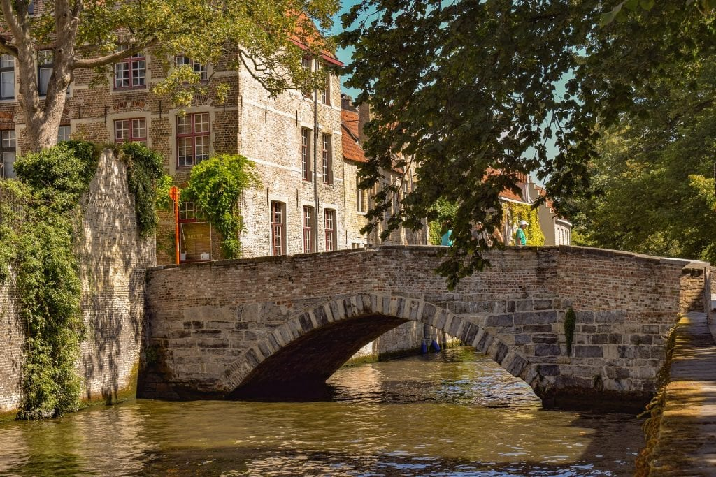 A beautiful day trip to Bruges from Amsterdam