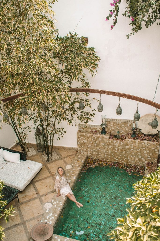 One of the best unique boutique hotels in Marrakech