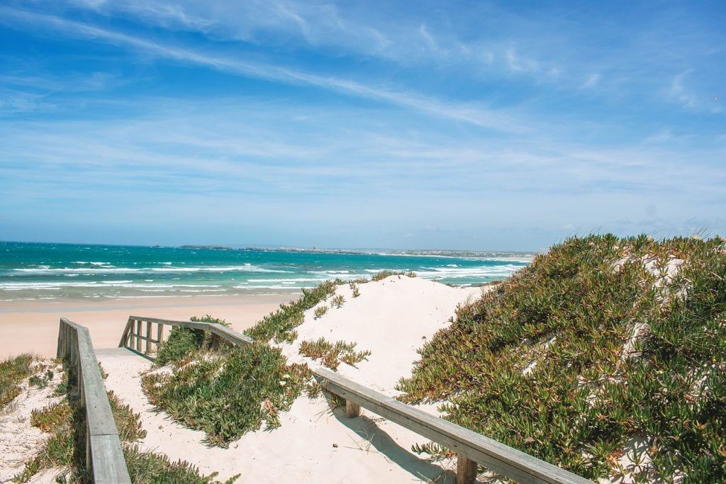 Exploring the Portuguese Coastal Town of Peniche with Deck Lodge