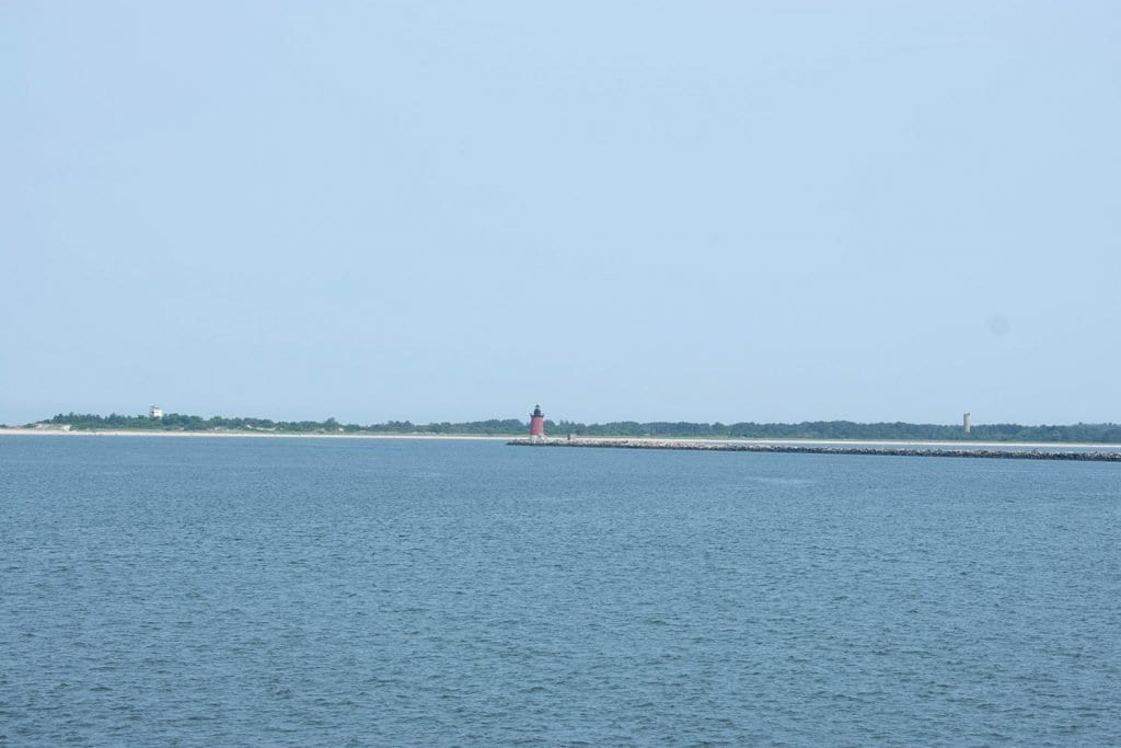 A Weekend Escape to Cape May, NJ through the Cape May - Lewes Ferry