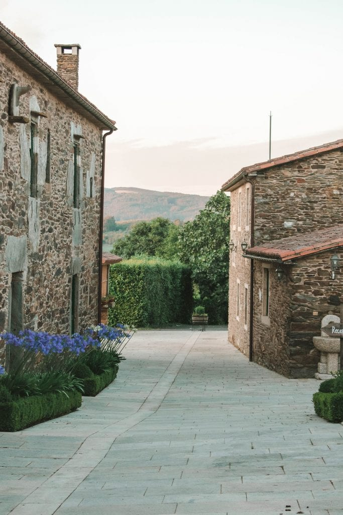 A beautiful pazo in Northern Spain