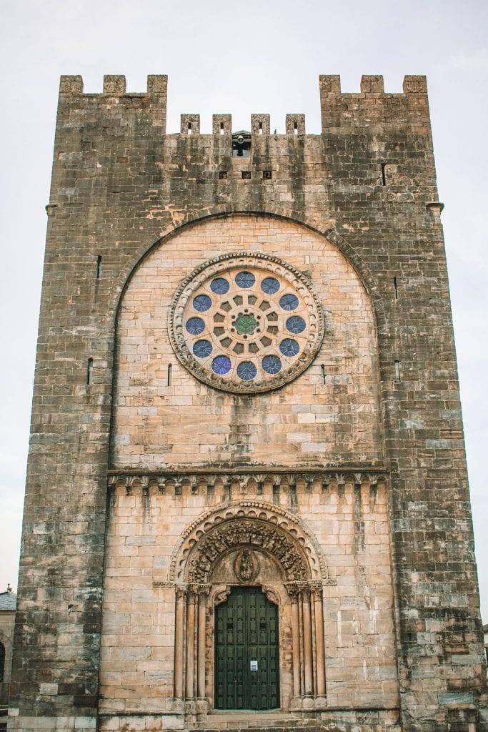 A small church along the Camino de Santiago