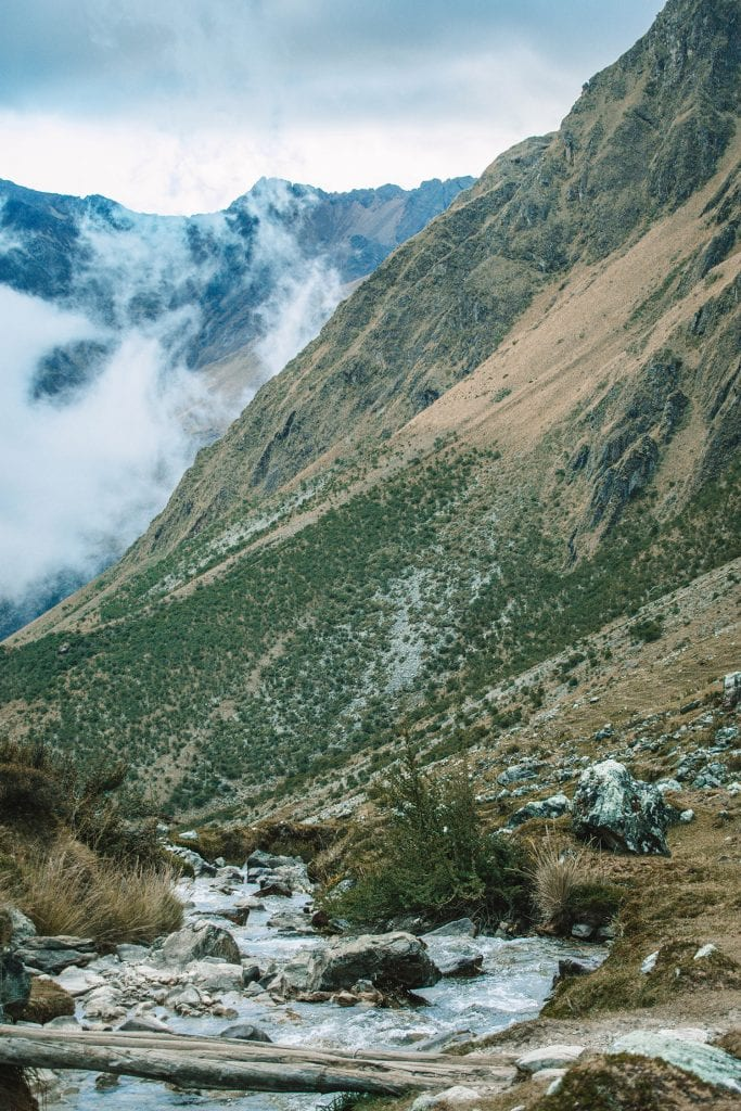 The 3-Day Salkantay Trek to Machu Picchu