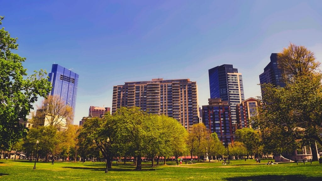 A girls weekend in Boston, Massachusetts