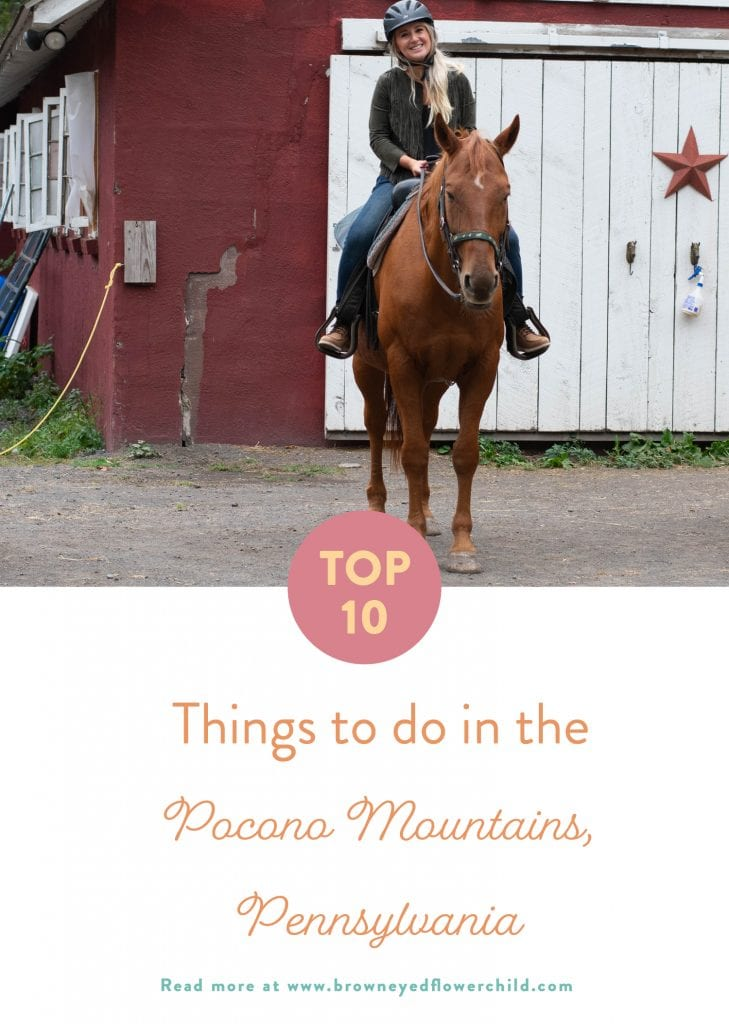 Top 10 Things to do in the Poconos of Pennsylvania