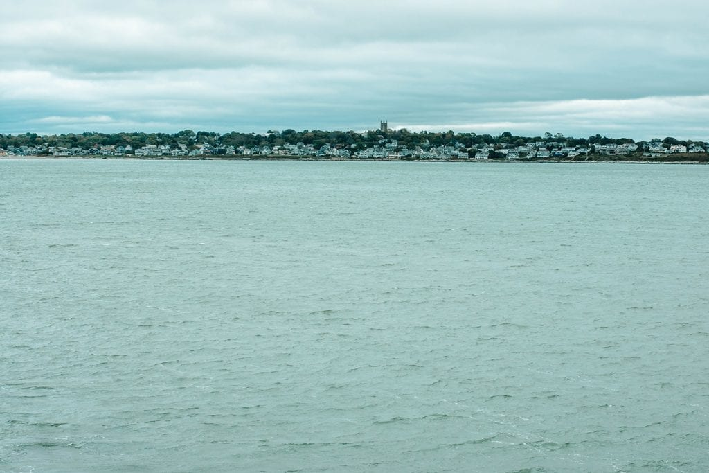 A Fall Day Trip to Newport, Rhode Island