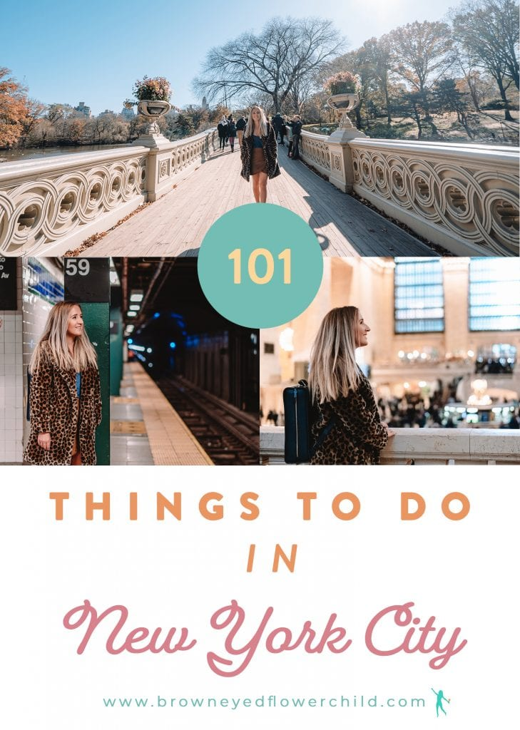 101 Things to do in New York City. Experience the Greatest City in the World.