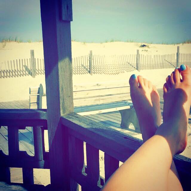 Best Jersey Shore Beach, Lavallette