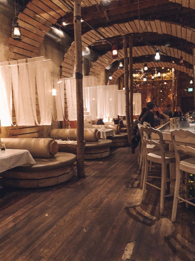 A Tulum-inspired restaurant in Denver