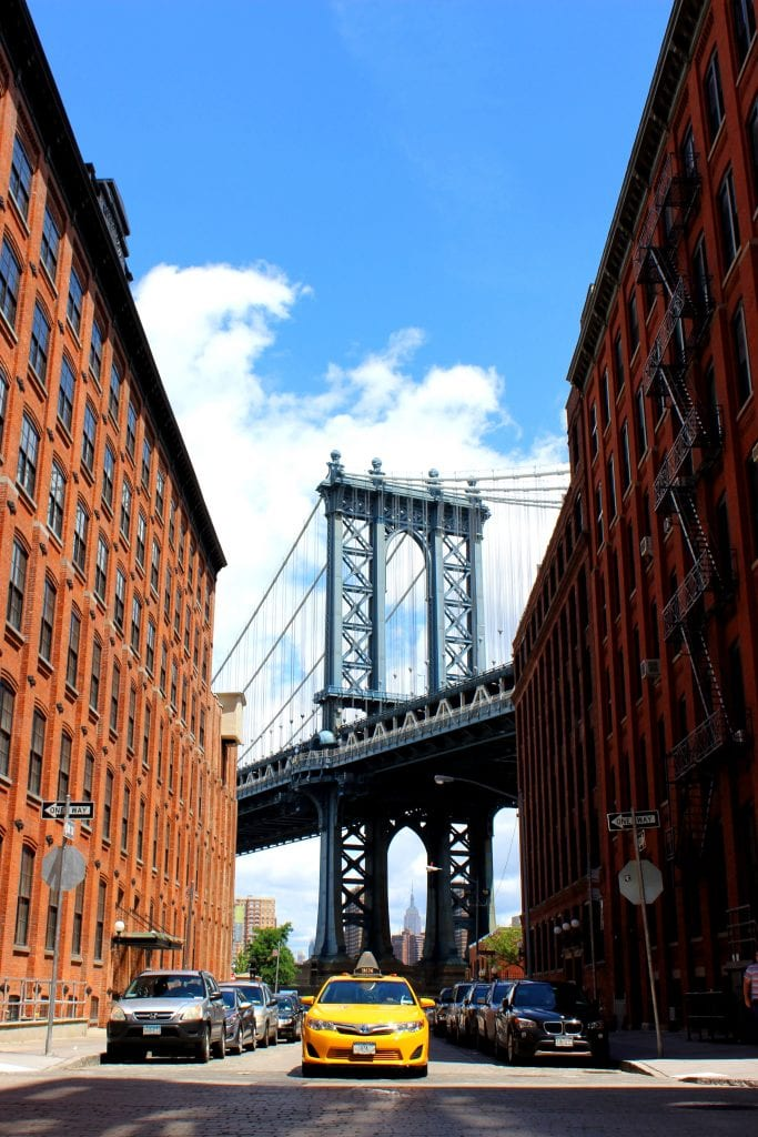 Dumbo in Brooklyn, New York City