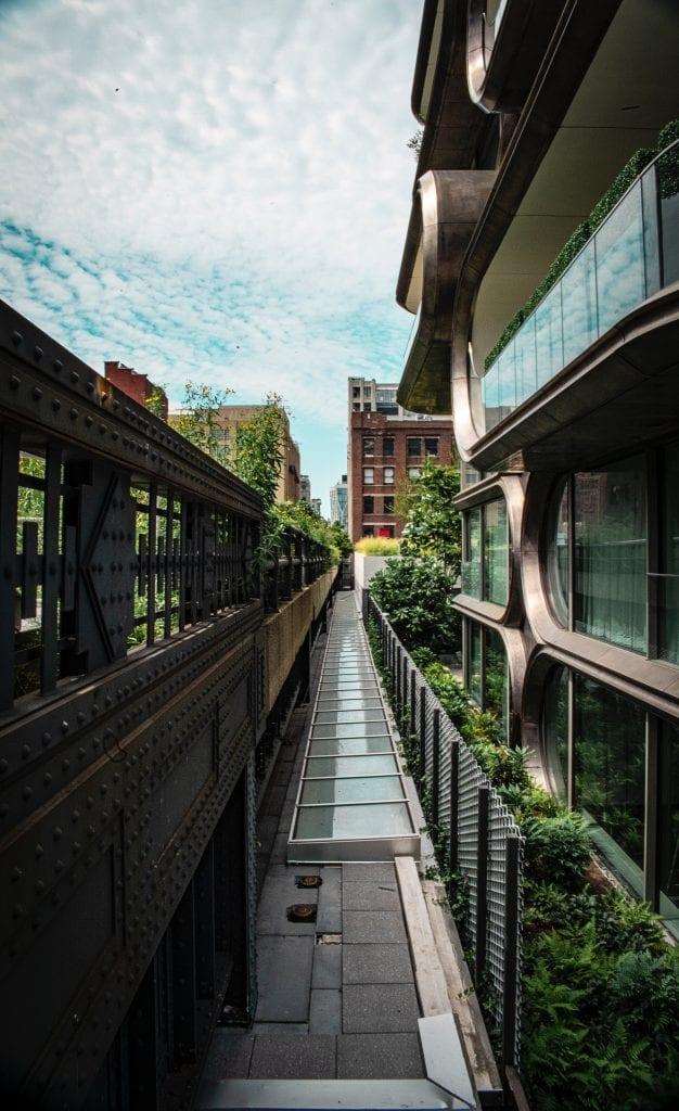 The Highline in New York City