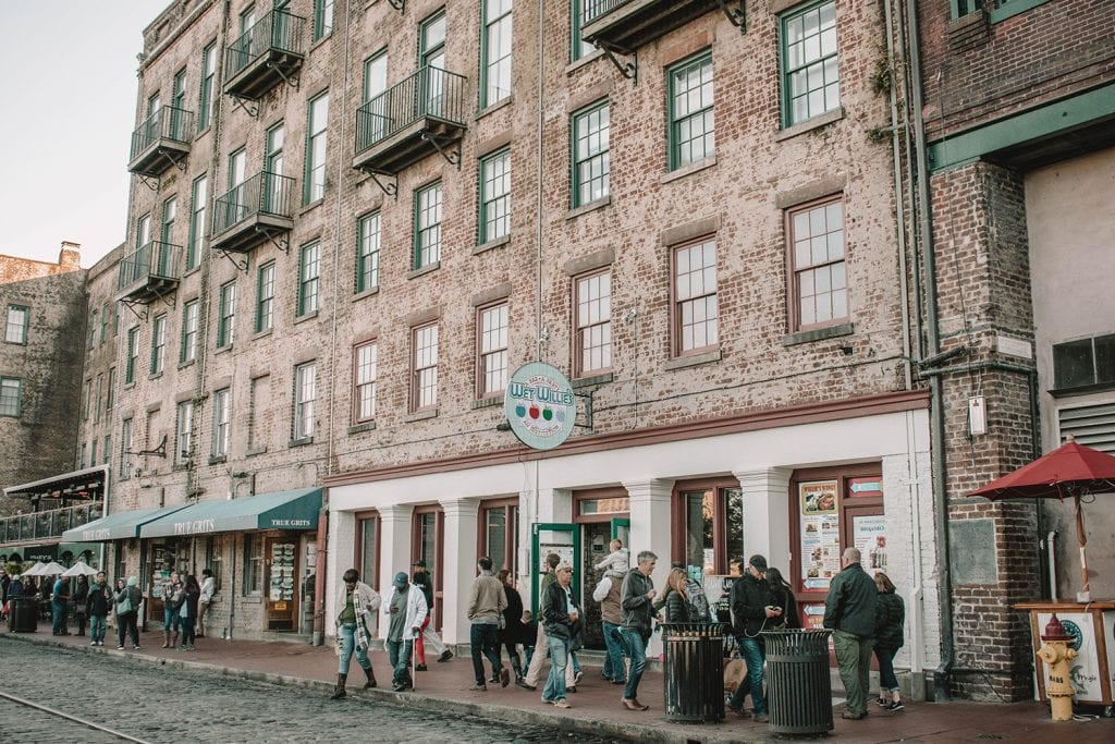 3-Day Savannah Itinerary