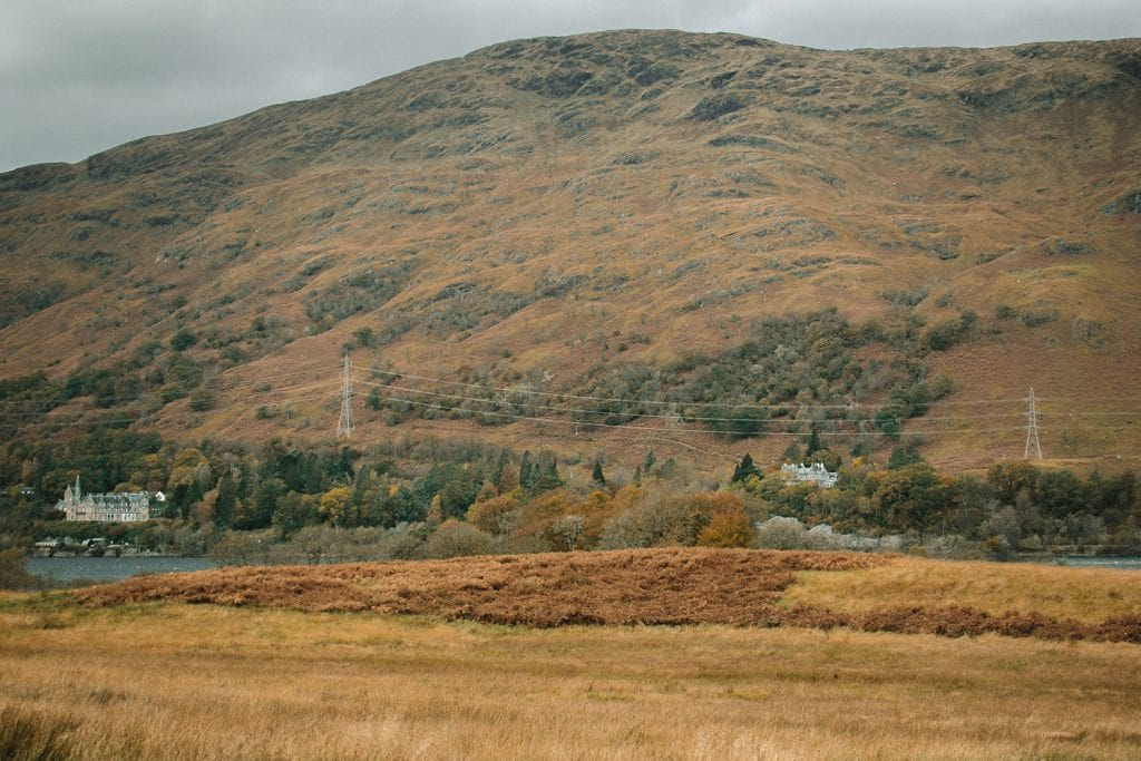 Scottish Highlands Tour Route; The Perfect Day Trip from Edinburgh
