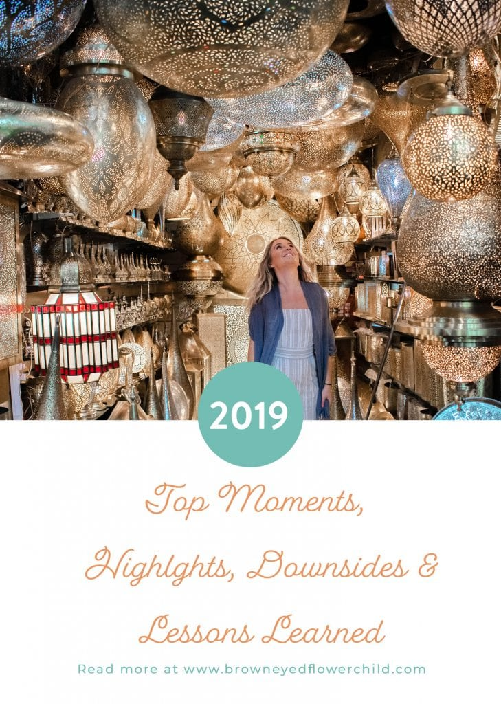 Taylor's Year in Review 2019. Top Moments, Highlights and Lessons Learned in 2019.