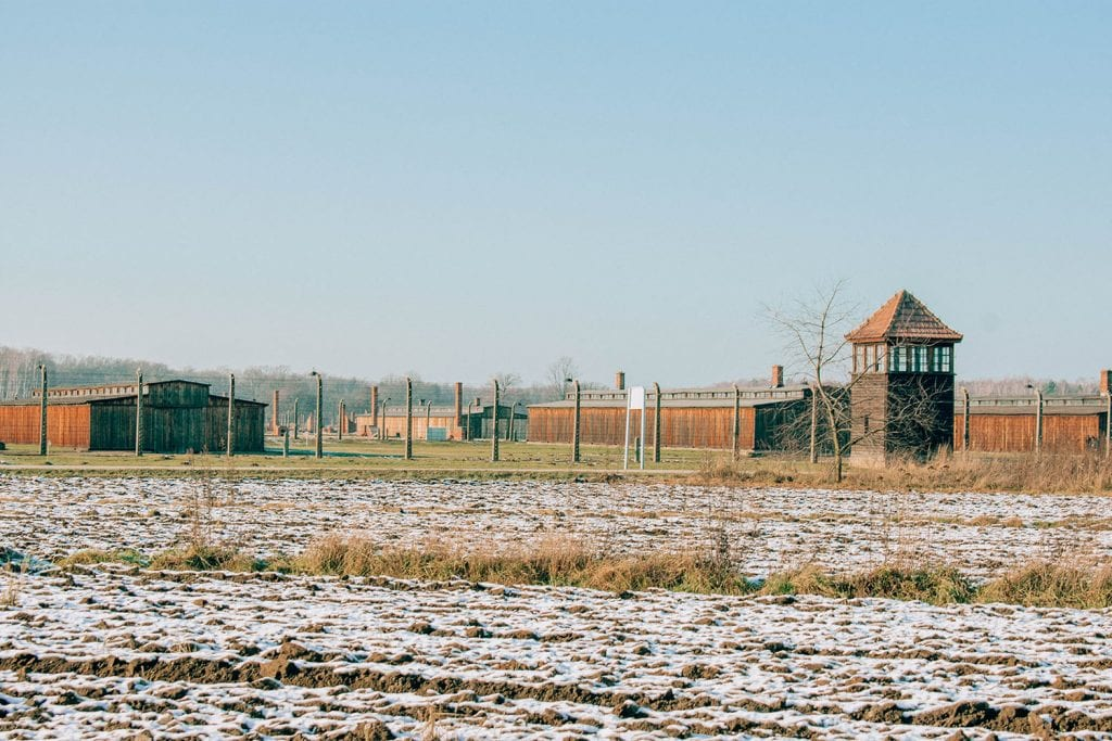 A half day trip to Auschwitz Birkenau from Krakow