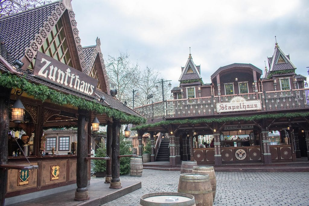 The German Christmas Markets of Frankfurt and Cologne